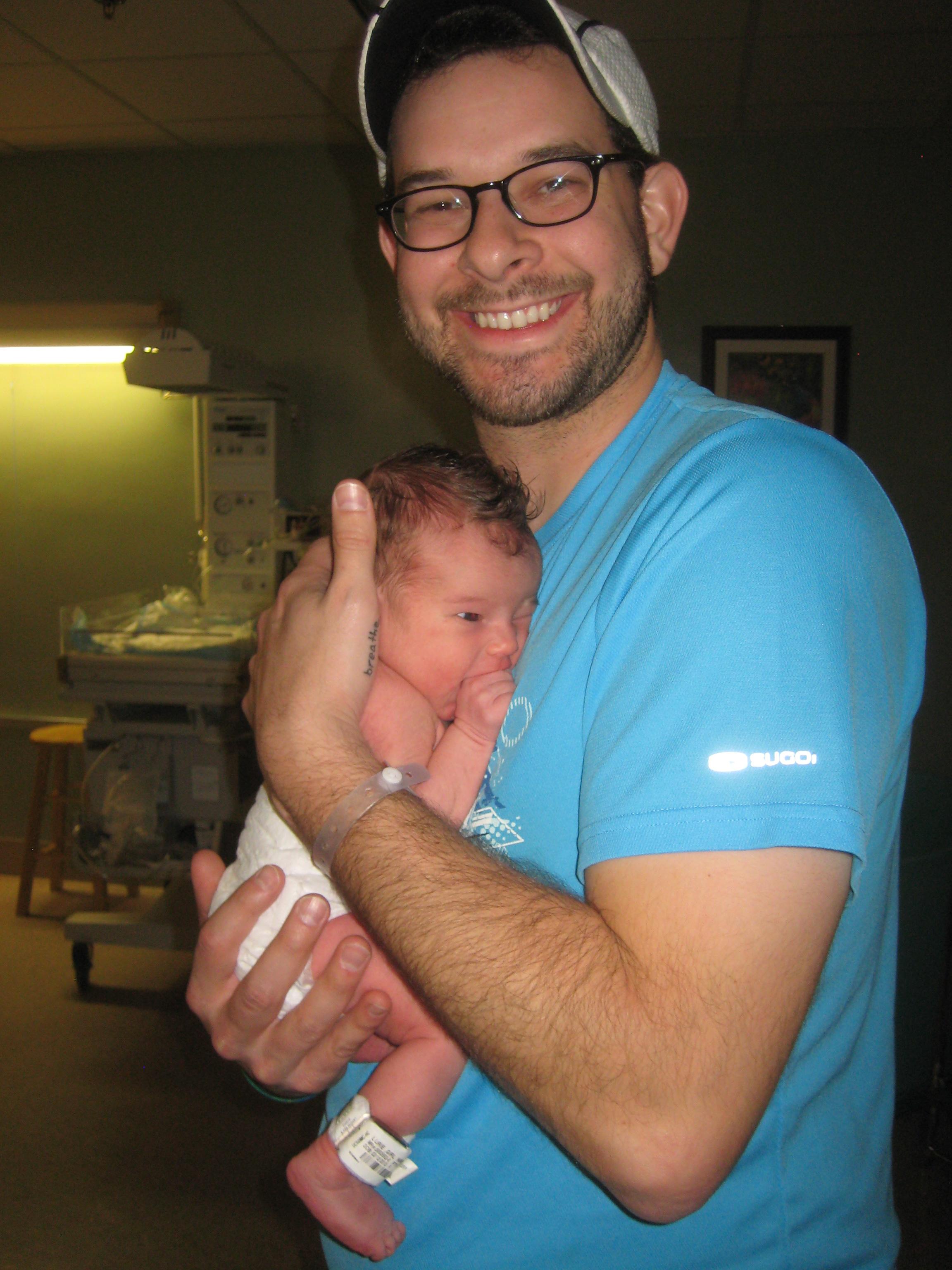 Liv\'s Birth Story – miles with meg